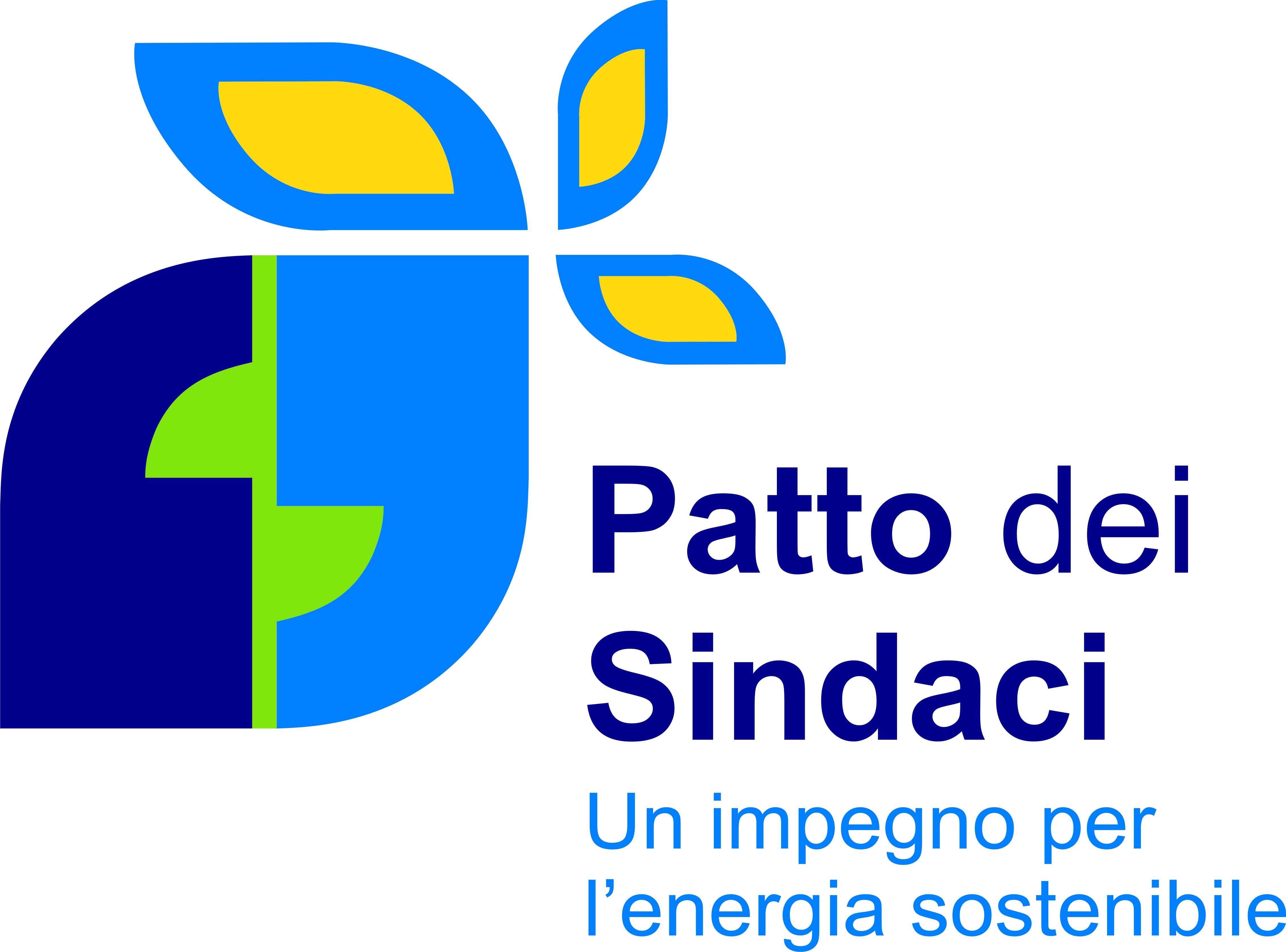 Logo Piani Clima e Patto dei Sindaci
